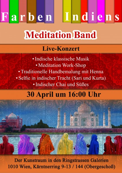 Meditation Band 30.04.2016